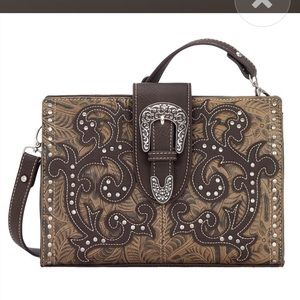 Bandana by American West Laramie Shoulder Bag